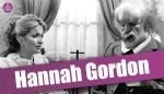Hannah Gordon - Private Signing